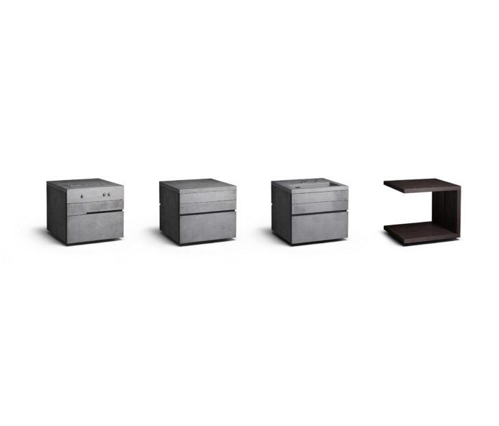 Medium Size of Modulkche Hog Designermbel Architonic Wohnzimmer Modulküchen