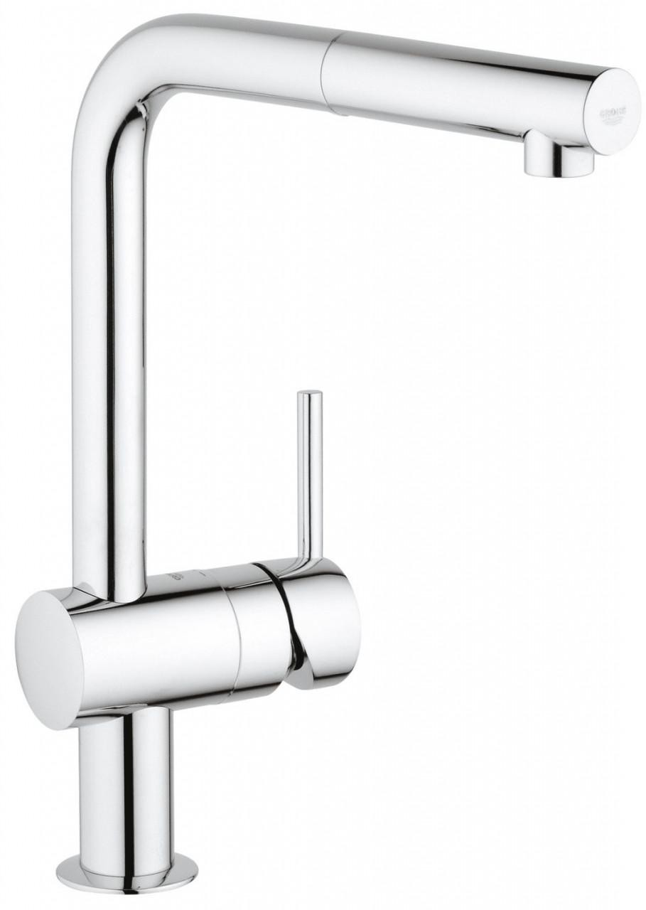Full Size of Grohe Wasserhahn Minta 32168 Ab 132 Thermostat Dusche Küche Wandanschluss Bad Für Wohnzimmer Grohe Wasserhahn