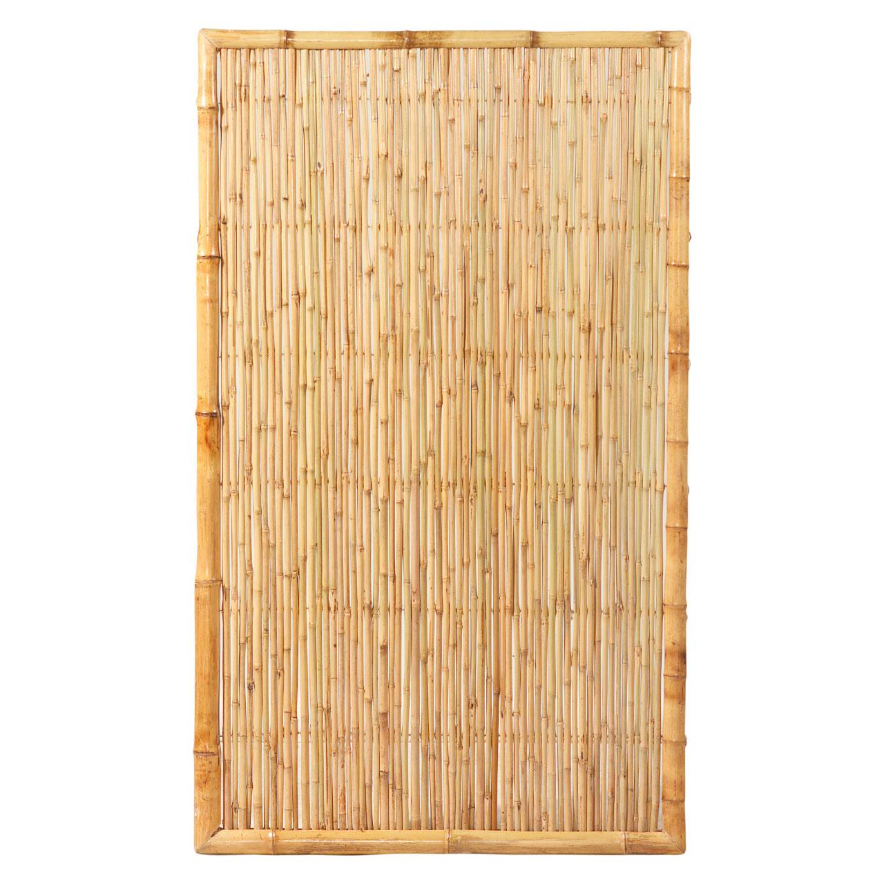Full Size of Paravent Bambus Balkon Sichtschutzwand Bett Garten Wohnzimmer Paravent Bambus Balkon