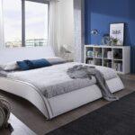 Polsterbett 200x220 Sam Design Cm Suva In Wei Amazonde Kche Betten Bett Wohnzimmer Polsterbett 200x220