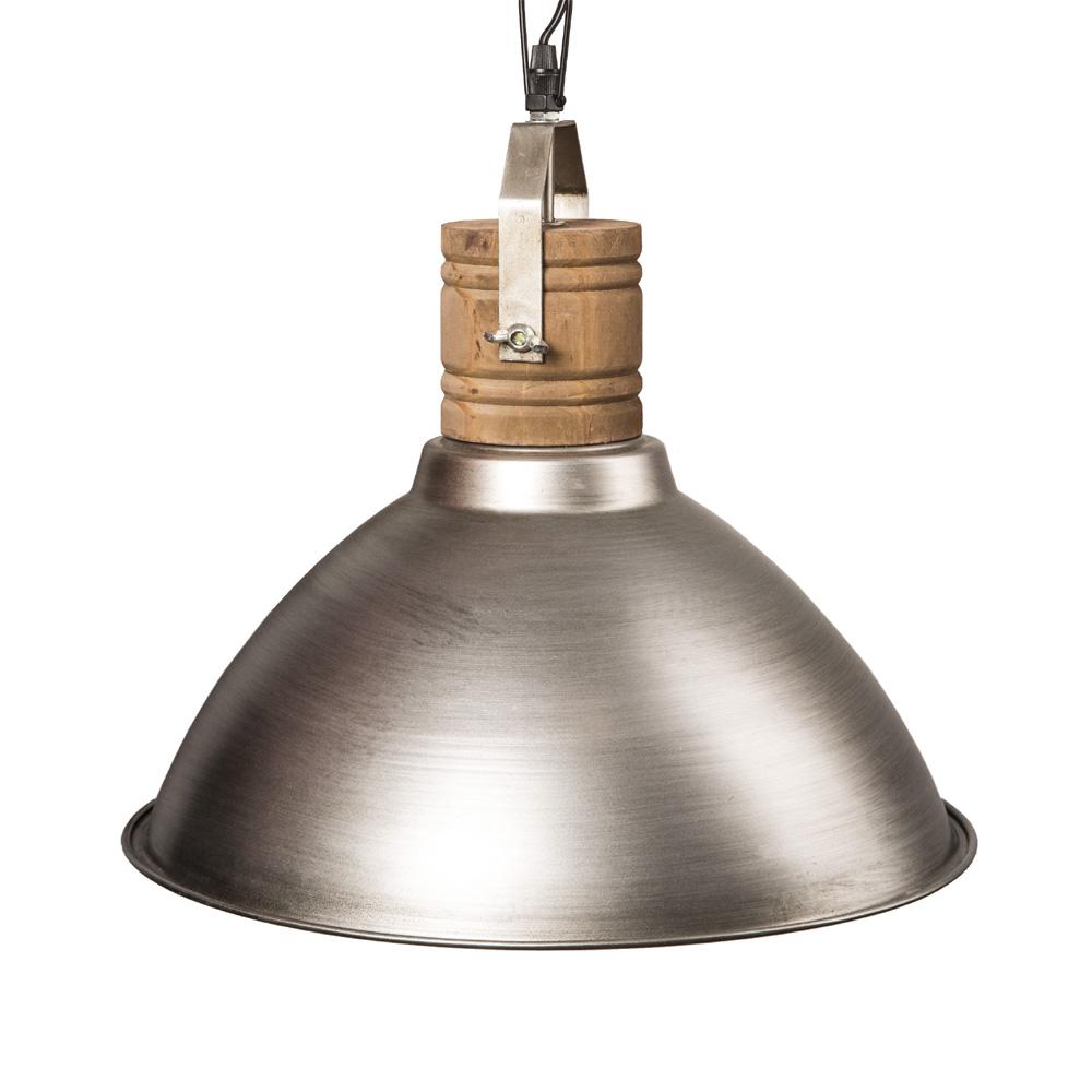 Full Size of Deckenlampe Industrial Hngelampe Aus Metall Und Holz Pendelleuchte Industry Küche Esstisch Deckenlampen Wohnzimmer Modern Für Bad Schlafzimmer Wohnzimmer Deckenlampe Industrial