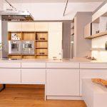 Ausstellungskchen Hochwertigkeit Zum Sonderpreis Wohnzimmer Ausstellungsküchen