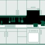 Modulküche Gebraucht Wohnzimmer Modulküche Gebraucht Gebrauchte Kchen Traum Fr Alle Aroundhome Ikea Küche Kaufen Einbauküche Chesterfield Sofa Regale Landhausküche Gebrauchtwagen Bad