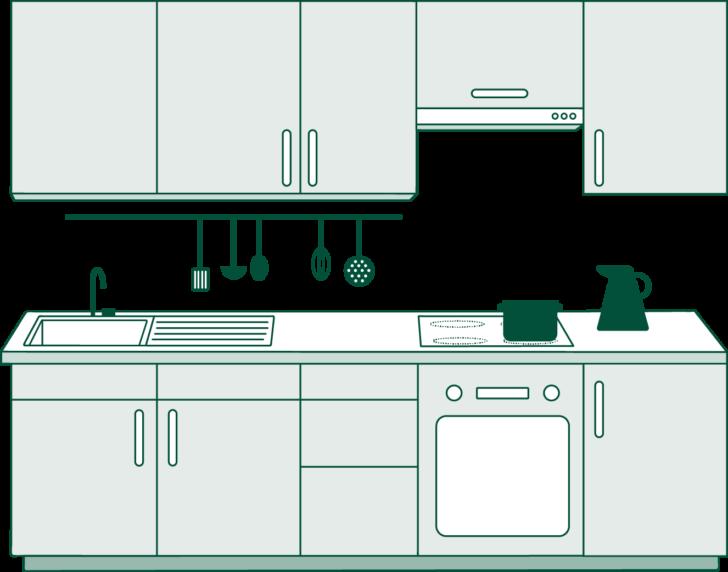 Medium Size of Modulküche Gebraucht Gebrauchte Kchen Traum Fr Alle Aroundhome Ikea Küche Kaufen Einbauküche Chesterfield Sofa Regale Landhausküche Gebrauchtwagen Bad Wohnzimmer Modulküche Gebraucht