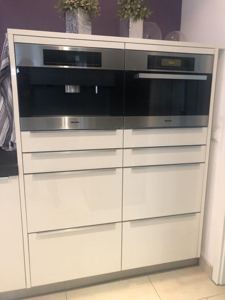 Medium Size of Komplettküche Miele Küche Wohnzimmer Miele Komplettküche