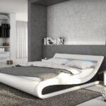 Stapelbetten Dänisches Bettenlager Wohnzimmer Betten Wei Bett Belana Weiss Schwarz 140x200 Cm Mit Led Dänisches Bettenlager Badezimmer