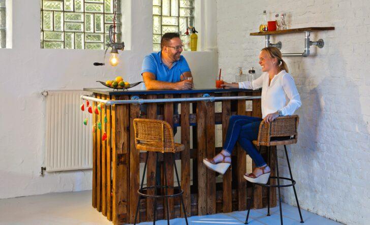 Küchentheke Selber Bauen Hausbar Selbstde Boxspring Bett Fliesenspiegel Küche Machen Bodengleiche Dusche Nachträglich Einbauen Einbauküche Fenster Rolladen Wohnzimmer Küchentheke Selber Bauen