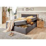 Home24 Polsterbett Orlando Haus Deko Bett 200x200 Weiß Betten Mit Bettkasten Komforthöhe Stauraum Wohnzimmer Stauraumbett 200x200