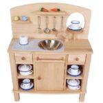 Spielküche Kindergarten Spielkche Cinderella Holz Spielzeug Peitz Kinder Wohnzimmer Spielküche