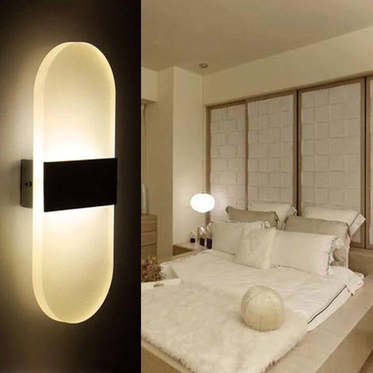 Medium Size of Schlafzimmer Wandlampen 3 Watt 6 8 Led Wandleuchte Fr Betten Lampen Sitzbank Komplette Komplett Günstig Rauch Romantische Mit Lattenrost Und Matratze Set Wohnzimmer Schlafzimmer Wandlampen