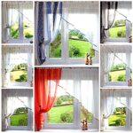 Deko Schlafzimmer Gardinen Für Küche Wohnzimmer Dekoration Badezimmer Tapeten Ideen Fenster Bad Renovieren Wohnzimmer Gardinen Deko Ideen