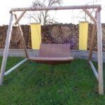 Gartenschaukel Metall Schaukel Garten Erwachsene Regal Weiß Regale Bett Wohnzimmer Gartenschaukel Metall