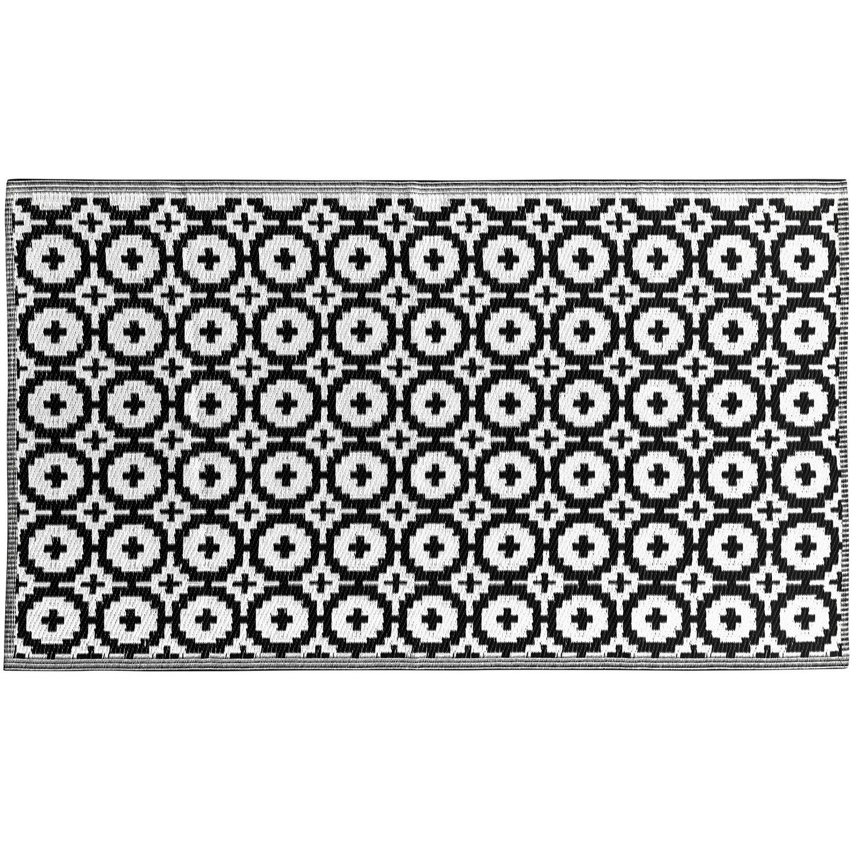 Full Size of Colour Clash Outdoorteppich Mosaik Flachgewebe 150 90 Cm Schwarz Badezimmer Hochschrank Weiß Bett 90x200 Bad Teppich Esstisch Oval Weißes Regal Hochglanz Wohnzimmer Teppich Schwarz Weiß