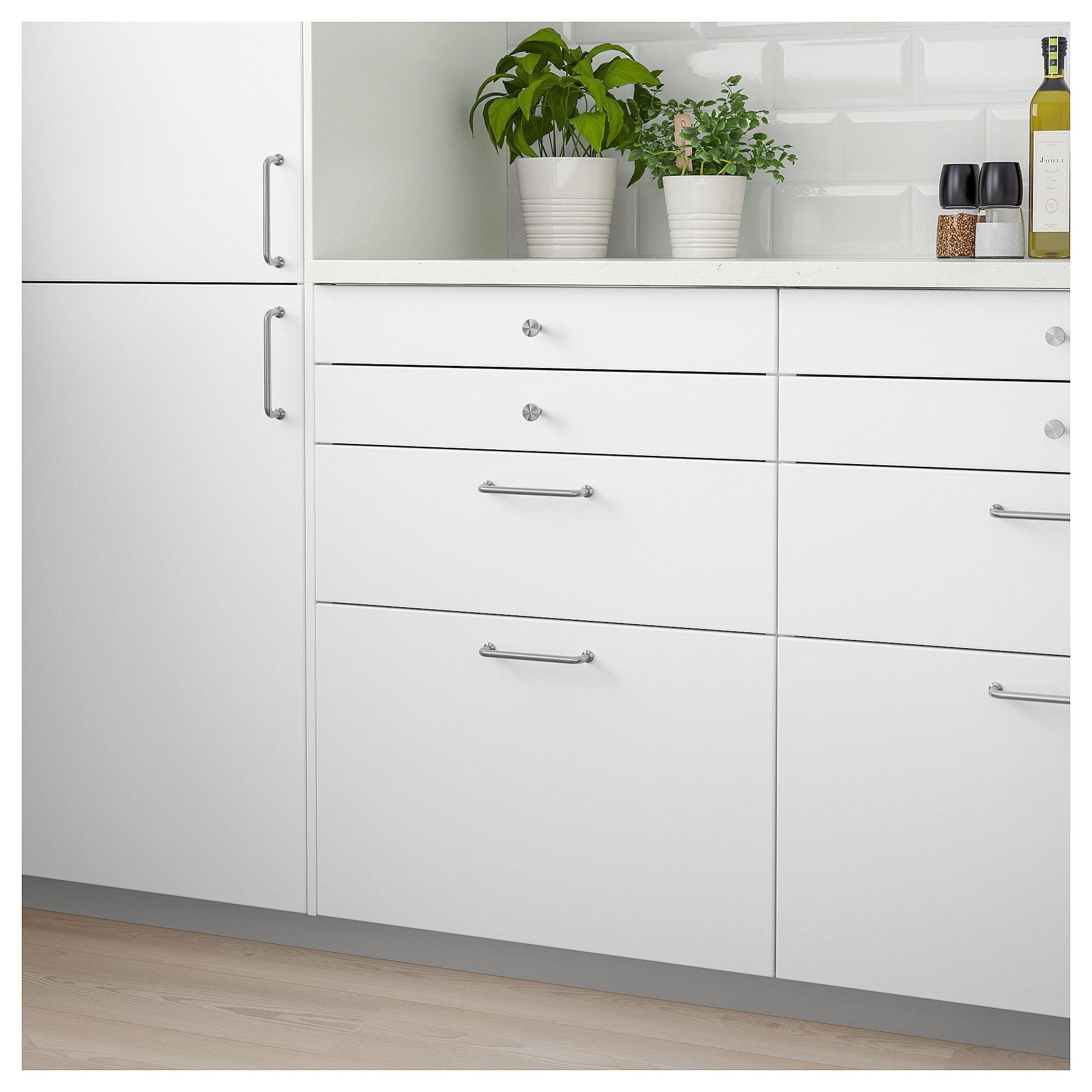 Full Size of Schrankküchen Ikea Veddinge Schubladenfront Wei Arbeitsplatte Küche Kosten Miniküche Betten Bei 160x200 Modulküche Kaufen Sofa Mit Schlaffunktion Wohnzimmer Schrankküchen Ikea