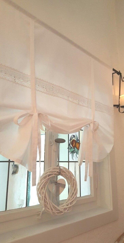 Medium Size of Details Zu Gardine Raffrollo Spitze Verschbreite Ab 60 Cm 150 Küchen Regal Küche Wohnzimmer Küchen Raffrollo