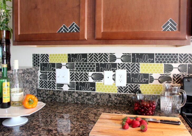 Medium Size of Küchen Tapeten Abwaschbar Reizvolle Abwaschbare Tapete Fr Kche Backsplash Werden Sie Für Die Küche Fototapeten Wohnzimmer Ideen Regal Schlafzimmer Wohnzimmer Küchen Tapeten Abwaschbar