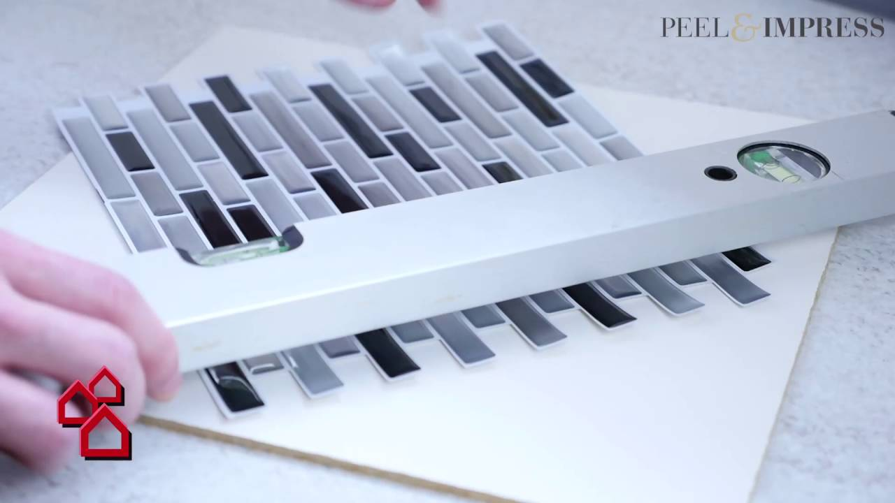 Full Size of Bauhaus Küchenrückwand Selbstklebende Vinylmosaikmatte Peel Impress Fr Kchen Fenster Wohnzimmer Bauhaus Küchenrückwand