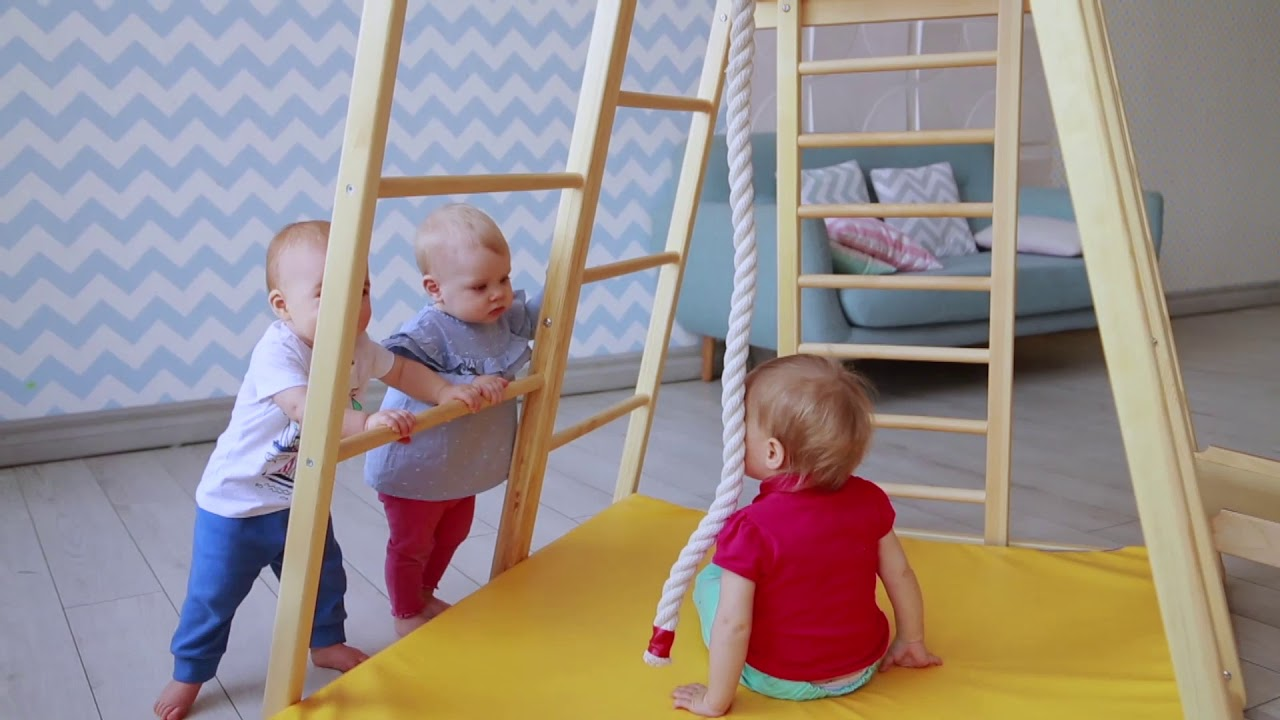 Full Size of Kidwood Kinderklettergerst Rakete Aus Holz Fr Kinderzimmer Klettergerüst Garten Wohnzimmer Klettergerüst Indoor Diy