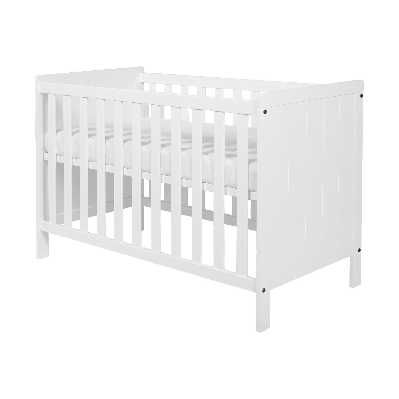 Full Size of Babybett Schwarz Bett Ralph 60 120 Cm Schwarzes 180x200 Weiß Schwarze Küche Wohnzimmer Babybett Schwarz