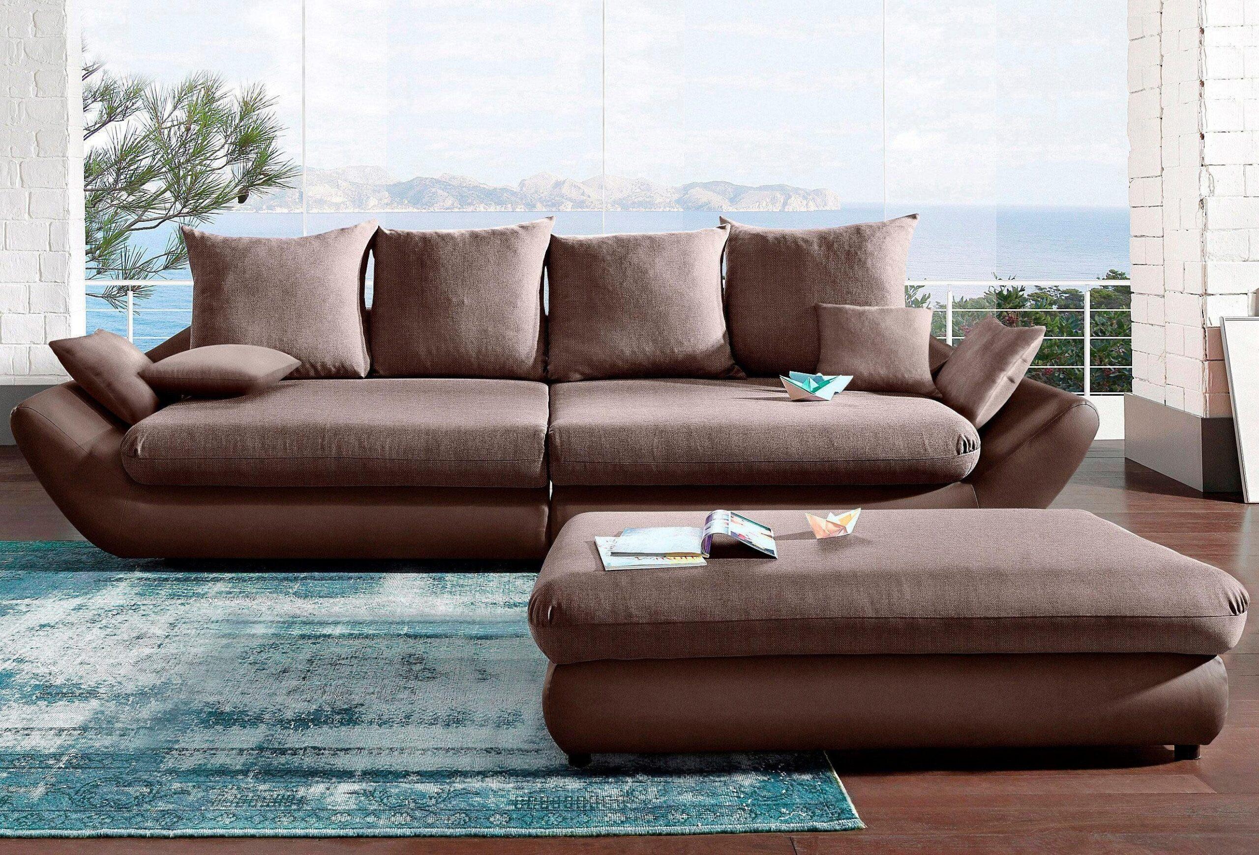 Full Size of Megasofa Aruba Sofa Gigant In Schwarz Mit Strukturstoff Wohnzimmer Megasofa Aruba