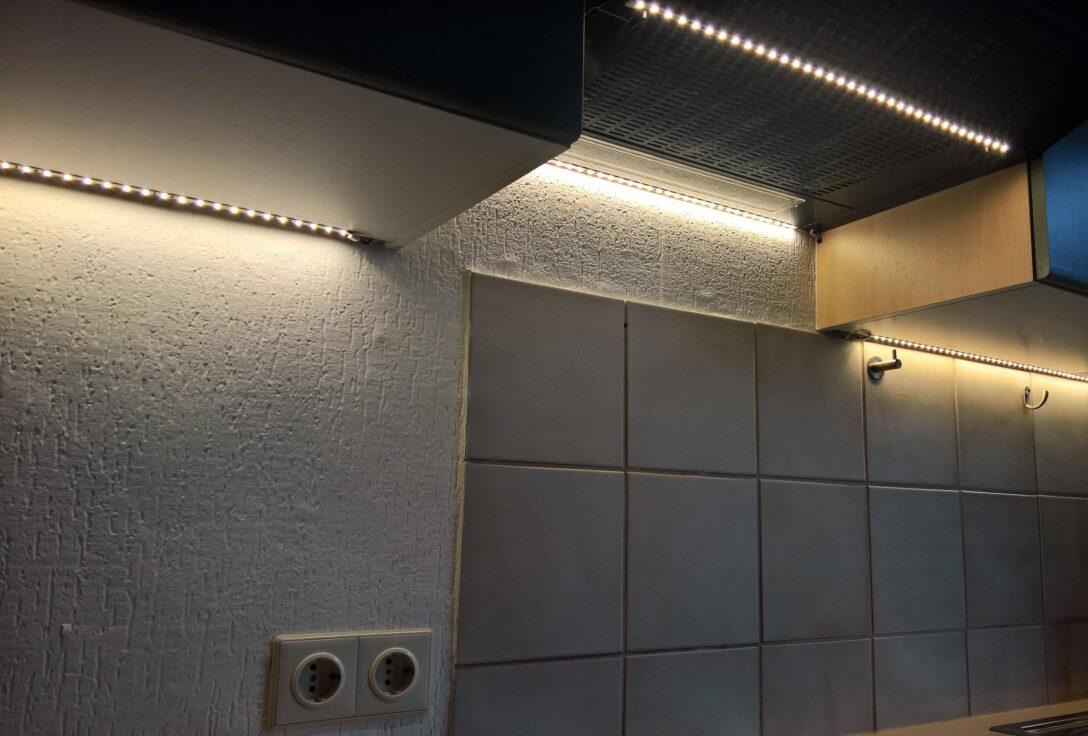 Large Size of Grifflose Küche Einhebelmischer Mit Elektrogeräten Günstig Schmales Regal Fliesen Für Ausstellungsküche Sofa Led Kurzzeitmesser Single Leder Braun Wohnzimmer Led Lampen Küche