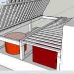 Klappbares Doppelbett Wohnzimmer Klappbares Doppelbett Diy Caddy Bett Zum Ausziehen Eine Baubeschreibung Ausklappbares