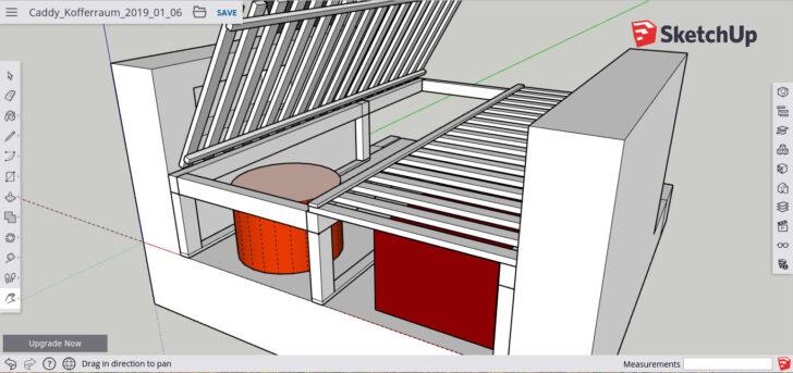 Medium Size of Klappbares Doppelbett Diy Caddy Bett Zum Ausziehen Eine Baubeschreibung Ausklappbares Wohnzimmer Klappbares Doppelbett