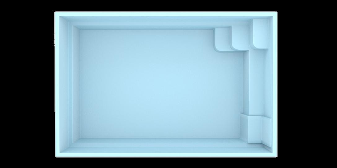 Large Size of Gfk Pool Rund Mit Treppe Kaufen 4 M 5 6m Polen 3 5m 350 Komplettset Vogel Gmbh Schwimmbecken Aus Polypropylen Sofa Halbrund Rundreise Und Baden Schwimmingpool Wohnzimmer Gfk Pool Rund