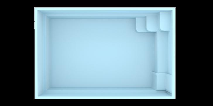 Medium Size of Gfk Pool Rund Mit Treppe Kaufen 4 M 5 6m Polen 3 5m 350 Komplettset Vogel Gmbh Schwimmbecken Aus Polypropylen Sofa Halbrund Rundreise Und Baden Schwimmingpool Wohnzimmer Gfk Pool Rund