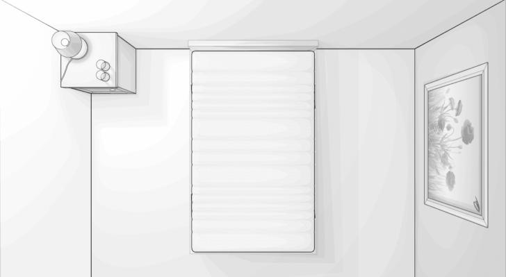 Medium Size of Bettgestell 120x200 Matratze Fr Alleinschlfer Mit Gelegenheitsbesuch Bett1de Bett Und Lattenrost Weiß Bettkasten Betten Wohnzimmer Bettgestell 120x200