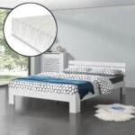 Klappbares Doppelbett Wohnzimmer Klappbares Doppelbett Encasa Holzbett 140x200cm Mit Matratze Bett Kiefer Ausklappbares