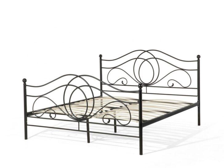 Medium Size of Metall Bett In Schwarz 7 Breiten 2 Lngen Halfa Wohnende 160x200 100x200 Weiß Betten Wohnzimmer Metallbett 100x200