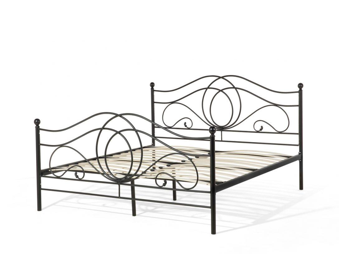 Full Size of Metall Bett In Schwarz 7 Breiten 2 Lngen Halfa Wohnende 160x200 100x200 Weiß Betten Wohnzimmer Metallbett 100x200