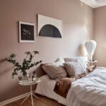 Dusty Pink Bedroom Walls Via Coco Lapine Design Blog Gardinen Für Schlafzimmer Günstige Lampe Luxus Truhe Komplett Poco Led Komplette Stuhl Set Mit Matratze Wohnzimmer Altrosa Schlafzimmer