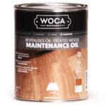 Woca Pflegel Braun Maintenance Oil L Shop Vollholzküche Holzküche Massivholzküche Wohnzimmer Holzküche Auffrischen