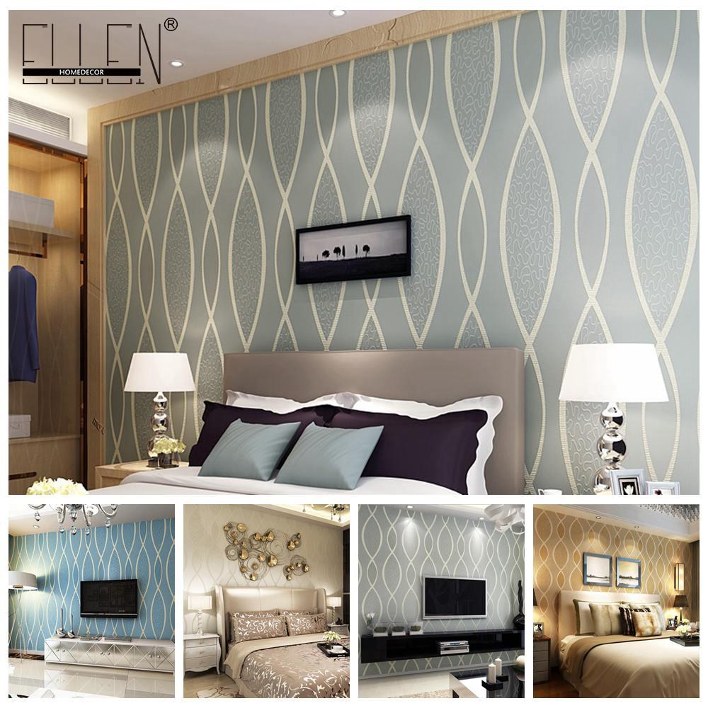 Full Size of Schlafzimmer Tapeten 2020 D Ripple Wohnzimmer Verdickung Non Woven Luxus Tapete Komplett Massivholz Kommode Sessel Komplette Vorhänge Weiß Lampe Günstige Wohnzimmer Schlafzimmer Tapeten 2020