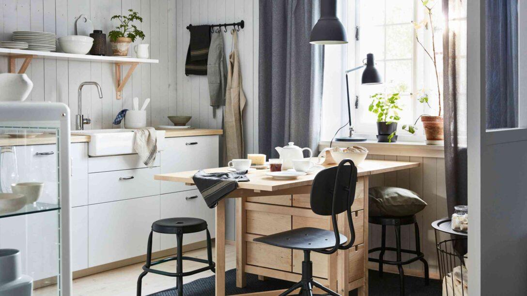 Large Size of Küche L Form Ikea Minikche So Richtet Ihr Eine Kleine Kche Schlau Ein Fettabscheider Alno Mülltonne Kurzzeitmesser Was Kostet Deckenleuchte Deckenlampe Wohnzimmer Küche L Form Ikea
