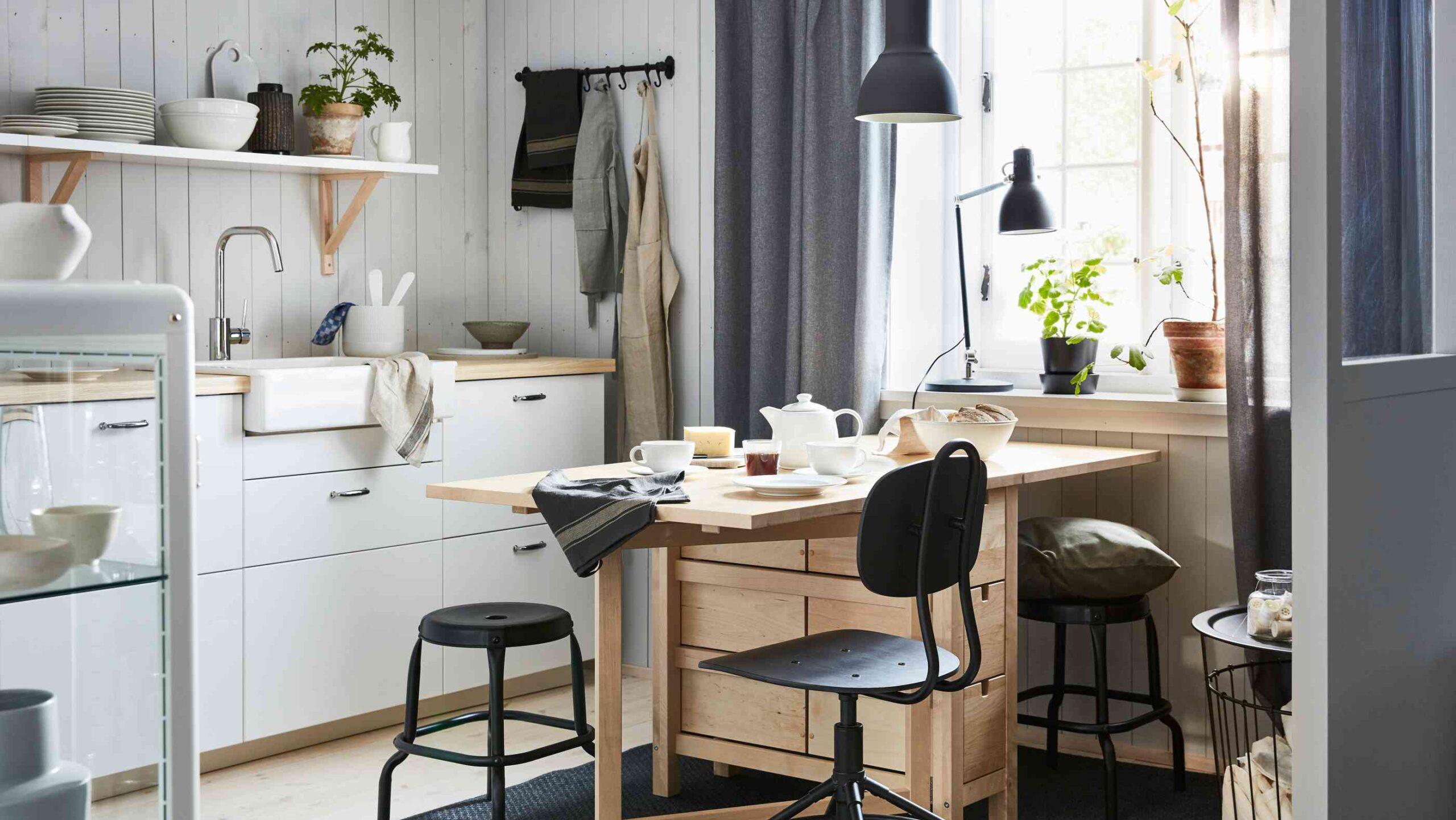 Full Size of Küche L Form Ikea Minikche So Richtet Ihr Eine Kleine Kche Schlau Ein Fettabscheider Alno Mülltonne Kurzzeitmesser Was Kostet Deckenleuchte Deckenlampe Wohnzimmer Küche L Form Ikea
