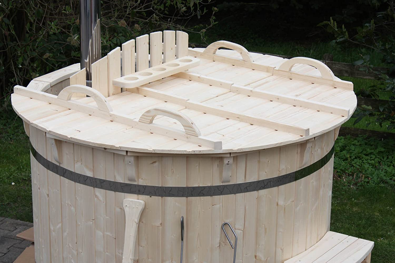 Full Size of Jacuzzi Holz Hot Tub Mit Heizung Badezuber Whirlpool Pool 180cm Neu Badefass Schlafzimmer Komplett Massivholz Garten Spielhaus Alu Fenster Esstisch Fliesen In Wohnzimmer Jacuzzi Holz
