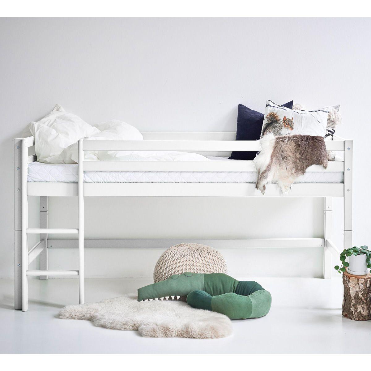 Full Size of Halbhohes Bett Ikea Flexa Mit Schreibtisch Und Kleiderschrank Günstiges 140 X 200 90x200 Weiß Im Schrank Kleinkind Betten 200x220 Wickelbrett Für Himmel Wohnzimmer Halbhohes Bett Ikea