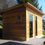 Außensauna Wandaufbau Garten Sauna Aussensauna Deisl Gesundes Vertrauen In Holz Wohnzimmer Außensauna Wandaufbau