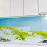 Küchen Glasbilder Glasrckwnde Glasbild Selbst Gestalten Glaspostercom Bad Küche Regal Wohnzimmer Küchen Glasbilder