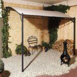 Paravent Outdoor Metall Garten Fr Schatten Und Schutz Regal Weiß Küche Kaufen Regale Bett Edelstahl Wohnzimmer Paravent Outdoor Metall