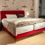 Treca Polsterbett Madeleine Inkl Matratzen Ausstellungsstck Lp Betten 200x220 Bett Wohnzimmer Polsterbett 200x220