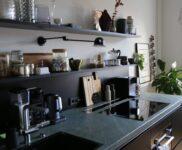 Küche Offenes Regal