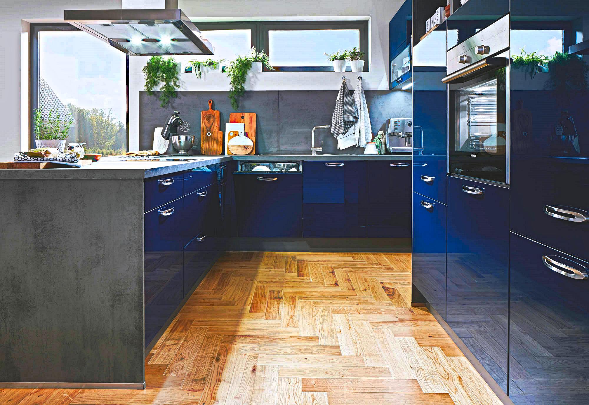 Full Size of Küche Blau Blaue Kchen Gnstig Kaufen Kompetente Kchenplanung Kchenbrse Fliesenspiegel Selber Machen Wandregal Landhaus Landhausstil Pendeltür Winkel Wohnzimmer Küche Blau