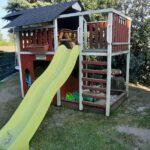 Spielturm Abverkauf Wohnzimmer Abverkauf Top Spielhaus Schaukel Rutsche Sandkasten In Nordrhein Garten Inselküche Bad