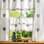 Küchenvorhang Fenstervorhnge Mehr Als 200 Angebote Wohnzimmer Küchenvorhang