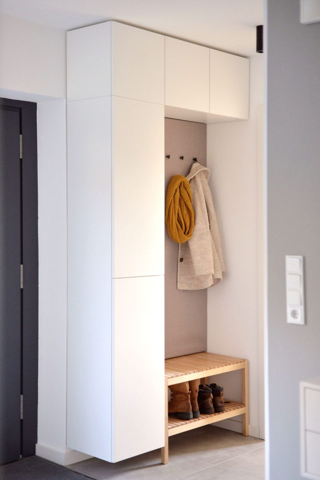 Large Size of Ikea Hacks Aufbewahrung 6 Praktische Fr Den Flur Solebichde Küche Kosten Aufbewahrungssystem Betten Bei Aufbewahrungsbox Garten Bett Mit Wohnzimmer Ikea Hacks Aufbewahrung