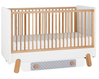 Babybett Schwarz Wohnzimmer Babyzimmer Kinderzimmer Dotty Zum Tollen Preis Bett Schwarz Weiß 180x200 Schwarzes Schwarze Küche